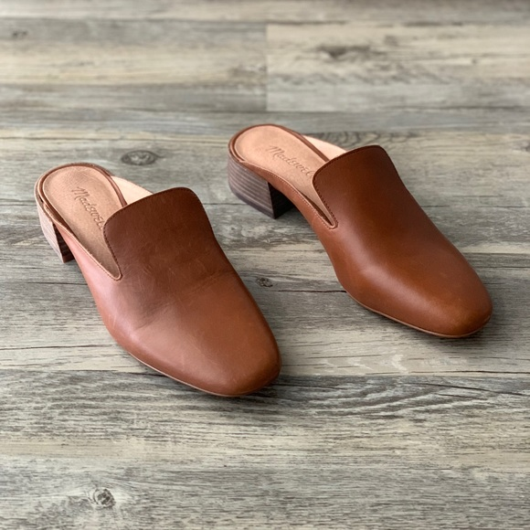 bf1c37864b8 Madewell Shoes - Madewell The Willa Loafer Mule Leather